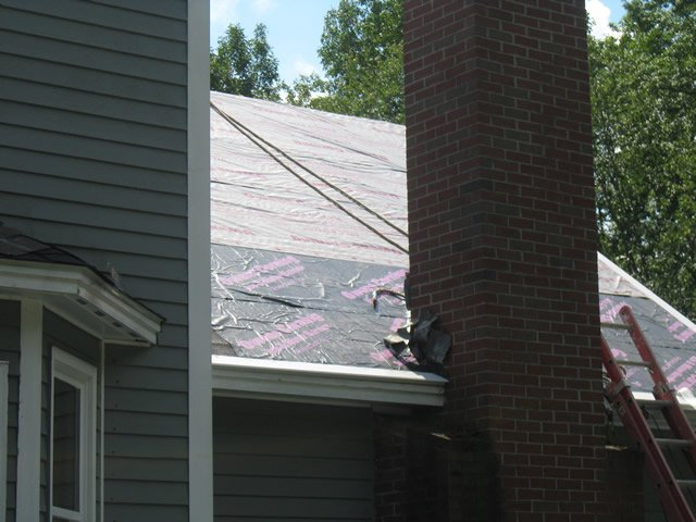 Andover Roofing Installation Quinns Construction