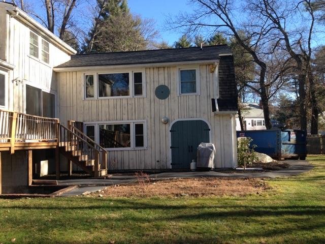 Roofing Replacement In Burlington Ma Quinns Construction