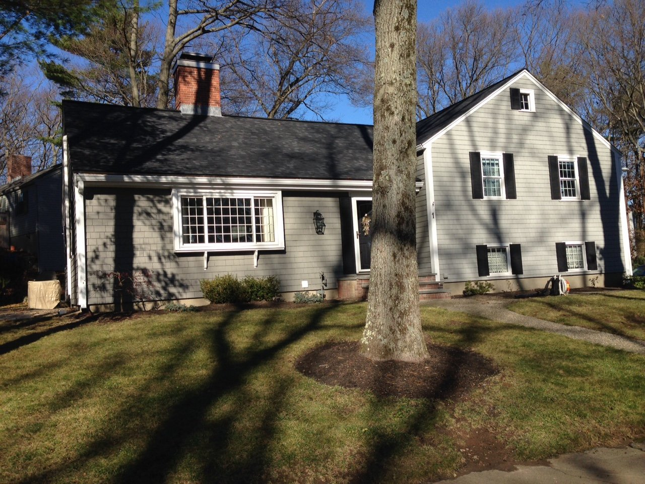 Roofing Replacement In Lynnfield Ma Quinns Construction
