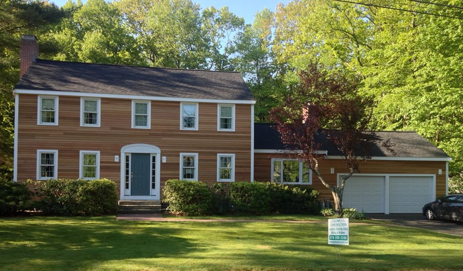 Roofing Replacement In Acton Ma Quinns Construction