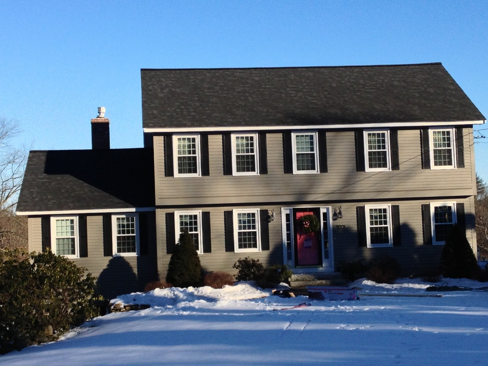 Owens Corning Onyx Black Roof In Dunstable, MA