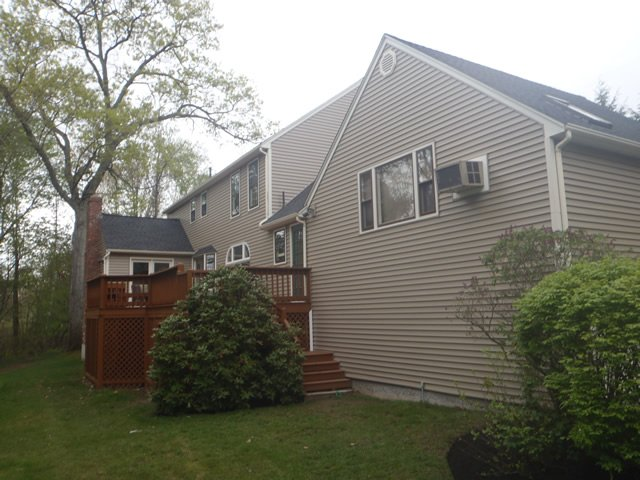 Andover Roof Vinyl Siding Painting Amp Deck Quinns