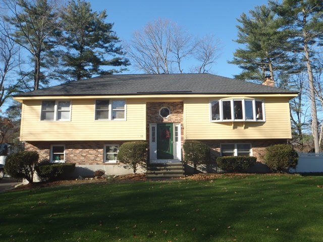Roofing Replacement Tewksbury Ma Quinns Construction