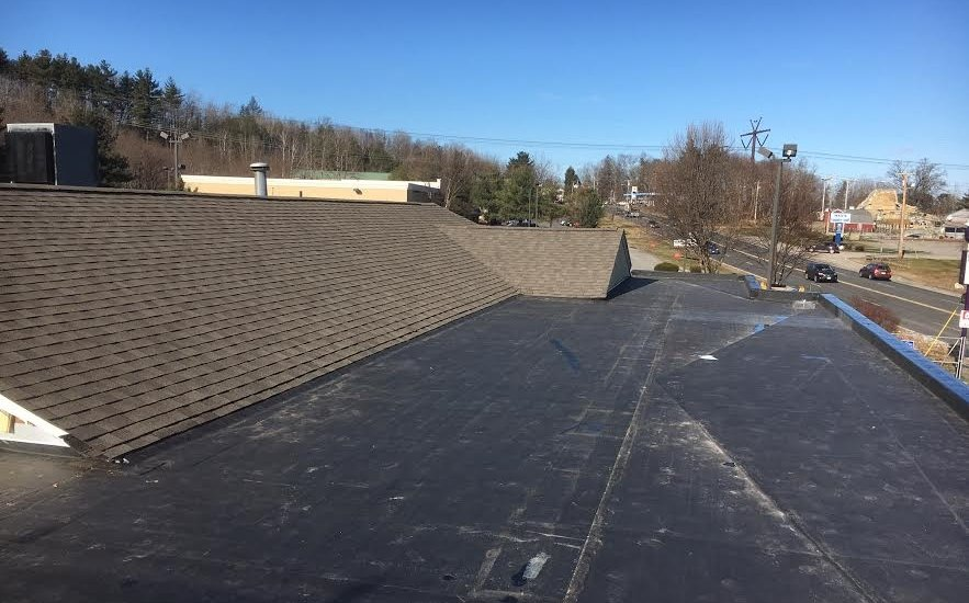 Benefits of choosing epdm for commercial roofing quinns construction - Advantages using epdm roofing membrane ...