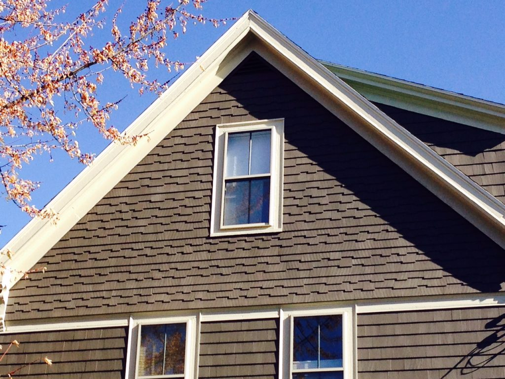 Cedar Wood Clapboard Siding In Dracut Ma Quinns