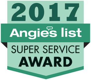 2017 angies list award