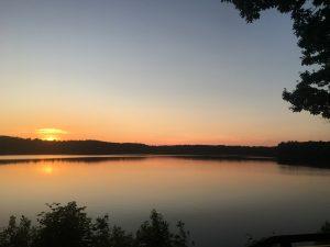 Boxford, MA Pond