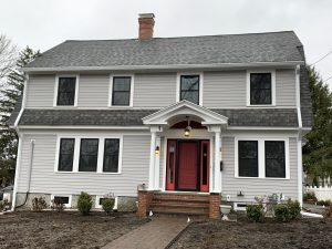 lowell ma james hardie siding replacement