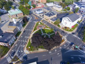 Woburn, MA Town Center
