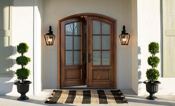 pella wood door