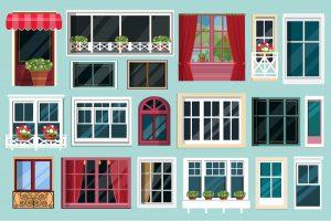 Different Window Styles