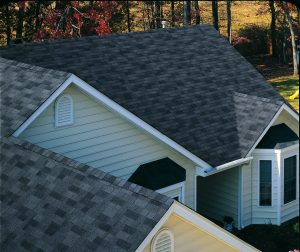 CertainTeed Roofing Moire Black