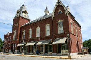 Merrimac Ma Town Hall