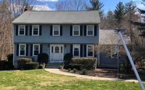 North Andover Before Roofing & Siding