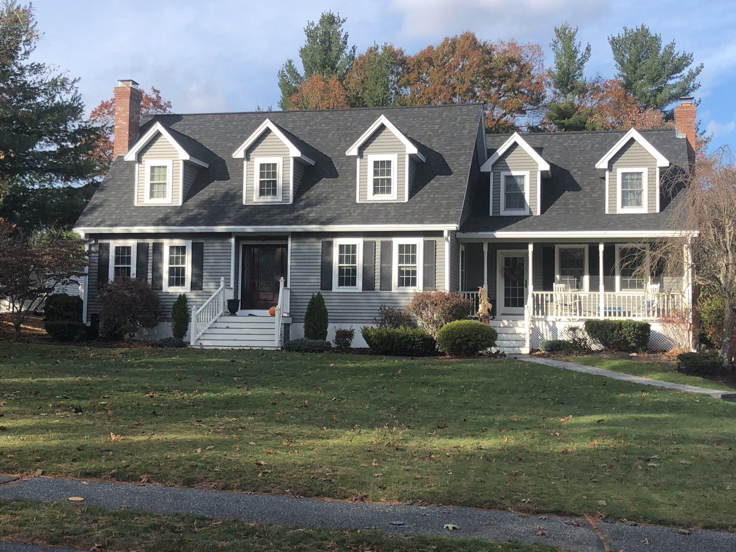 Tewksbury, MA new siding & windows